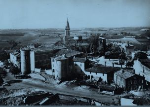 le-village-en-1960